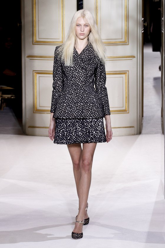 Paris Fashion Week Haute Couture Spring 2013 - Giambattista Valli - Catwalk